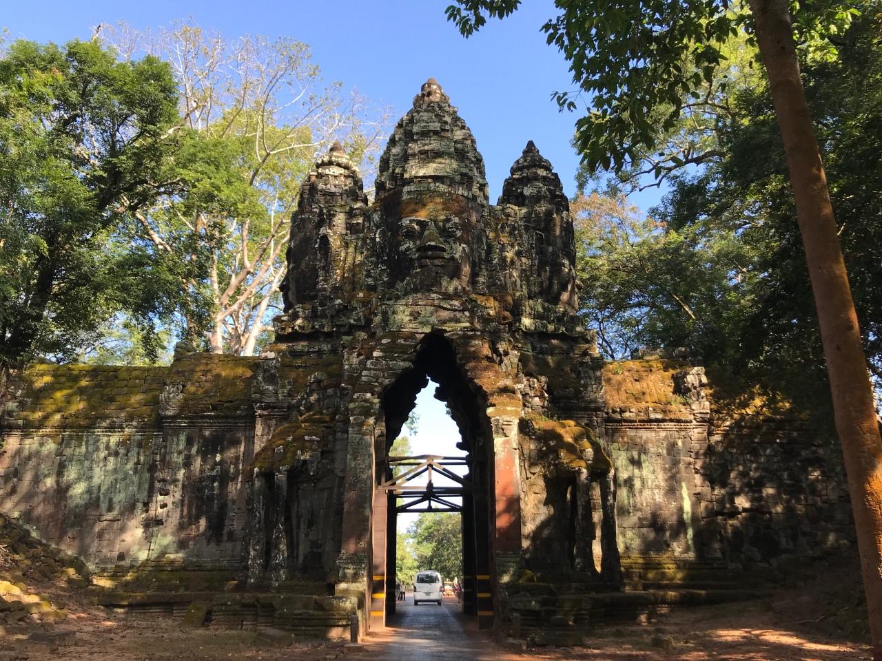 Angkor Thom  (大吳哥)