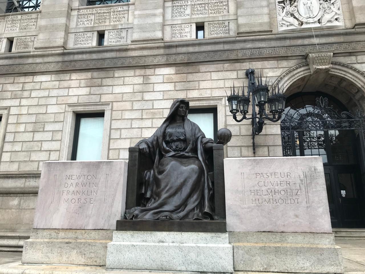 Boston Public Library/ Isabella Stewart GardnerMuseum