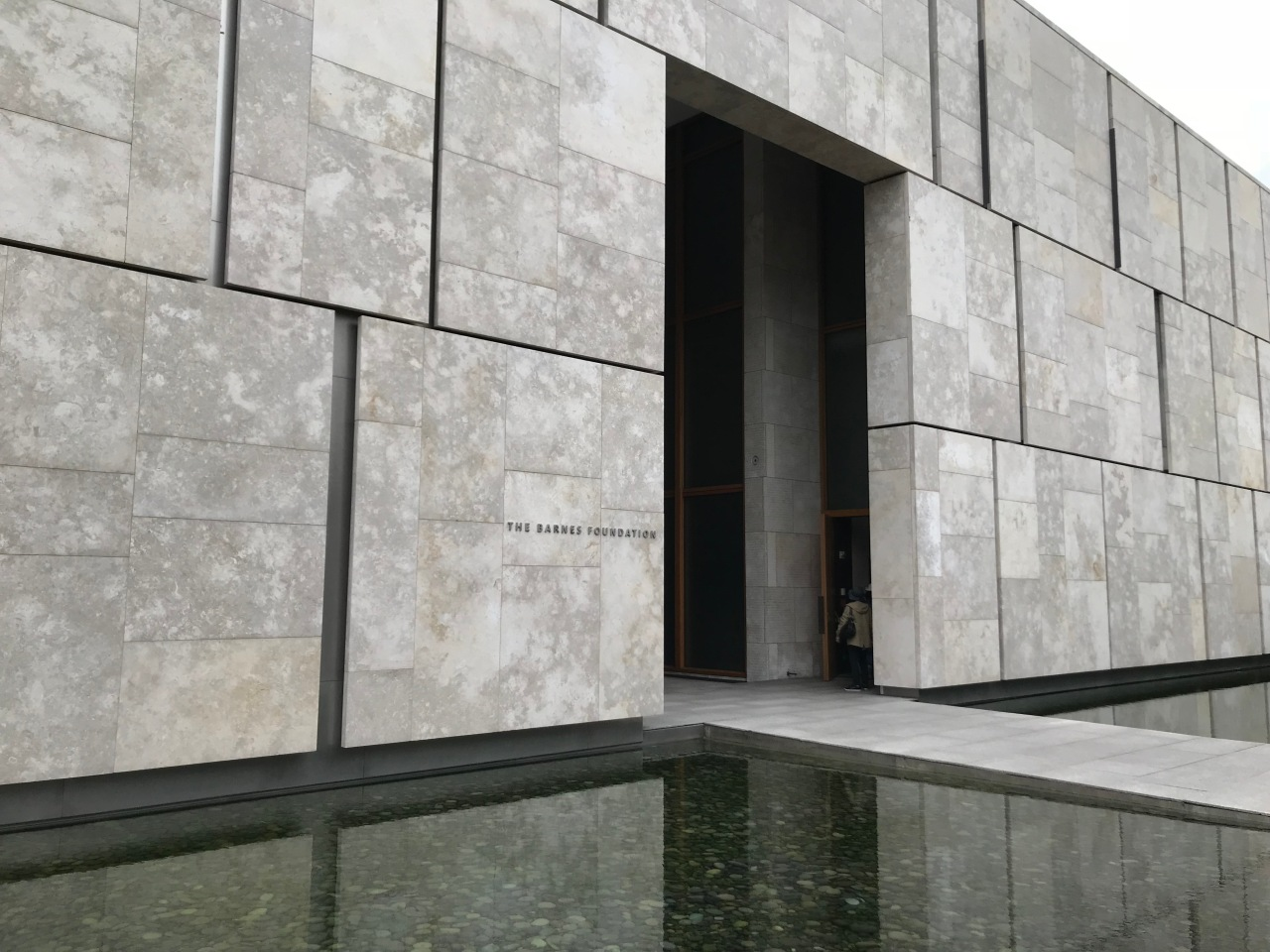 Philadelphia: Barnes Foundation