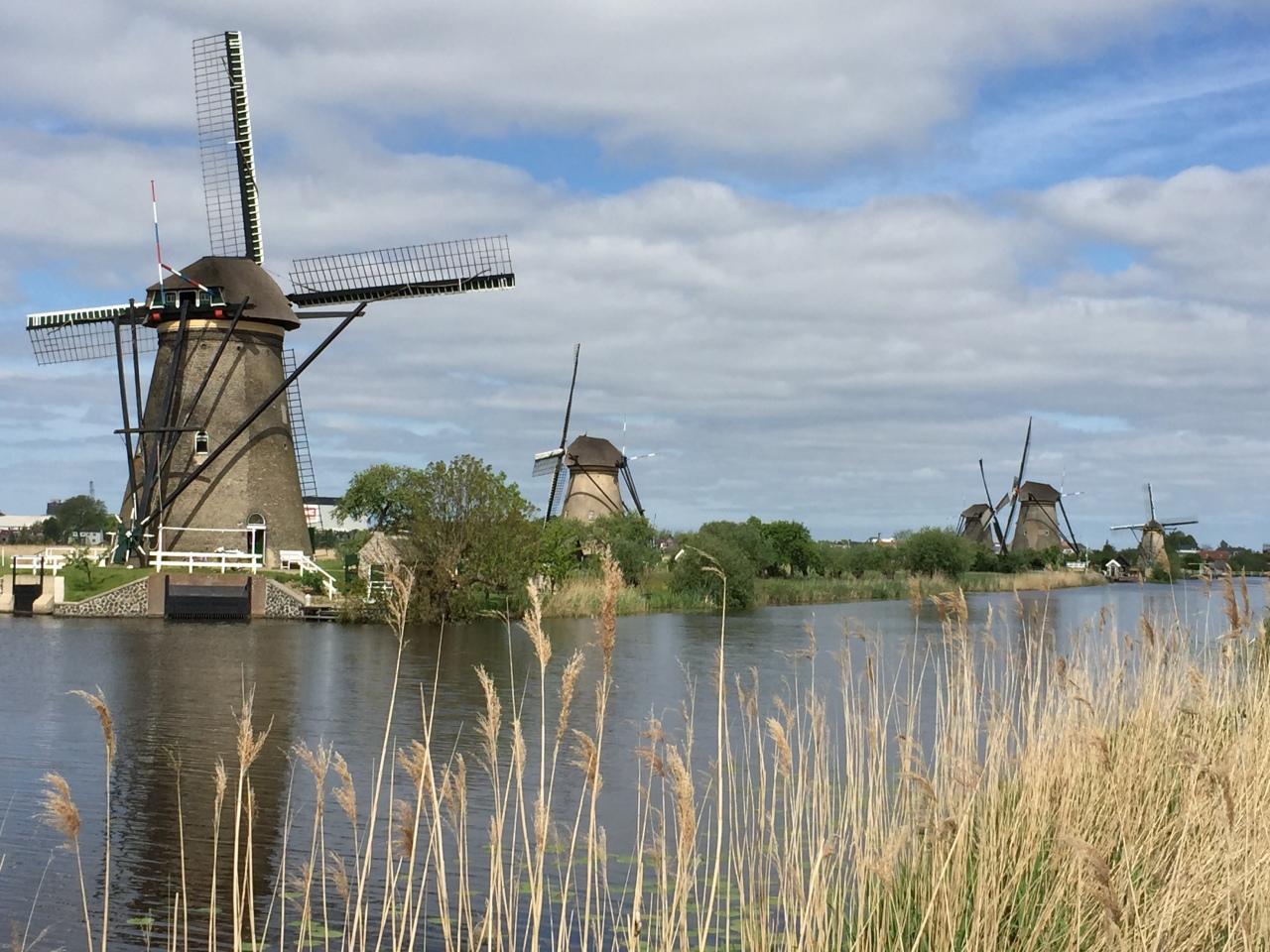 Rotterdam(Kinderdijk+Museum)