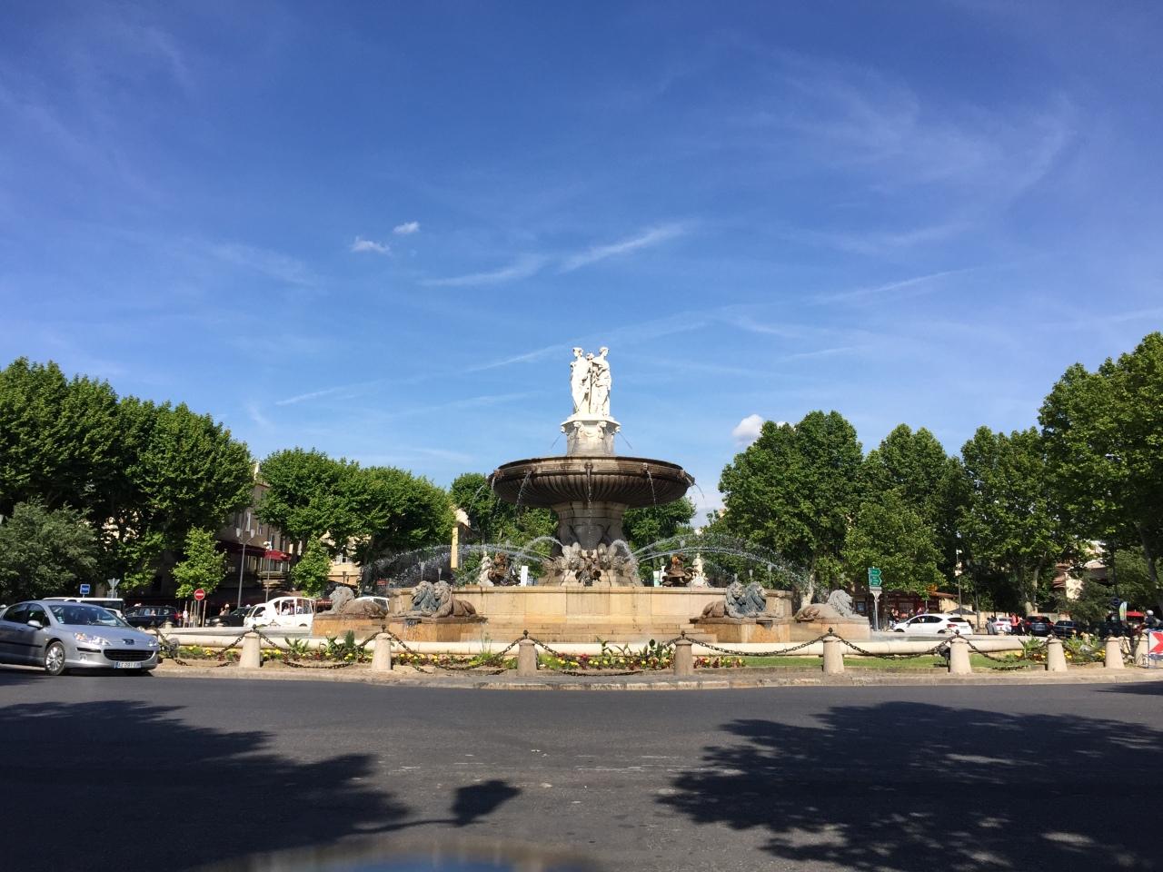 Aix en Provence-艾克斯‧普羅旺斯