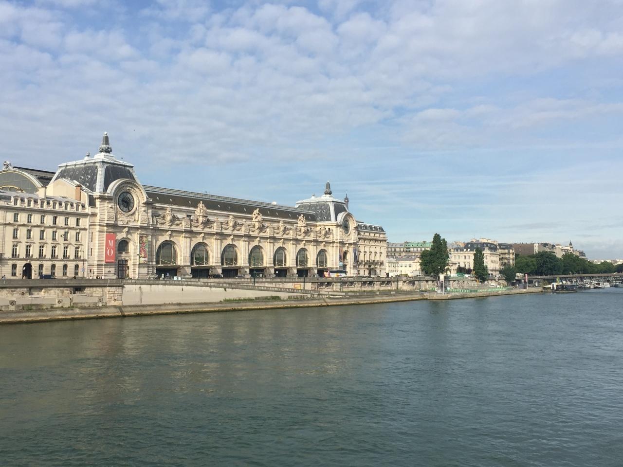 Musée d'Orsay-Musée Rodin-Montmartre-Basilique duSacré-Cœur
