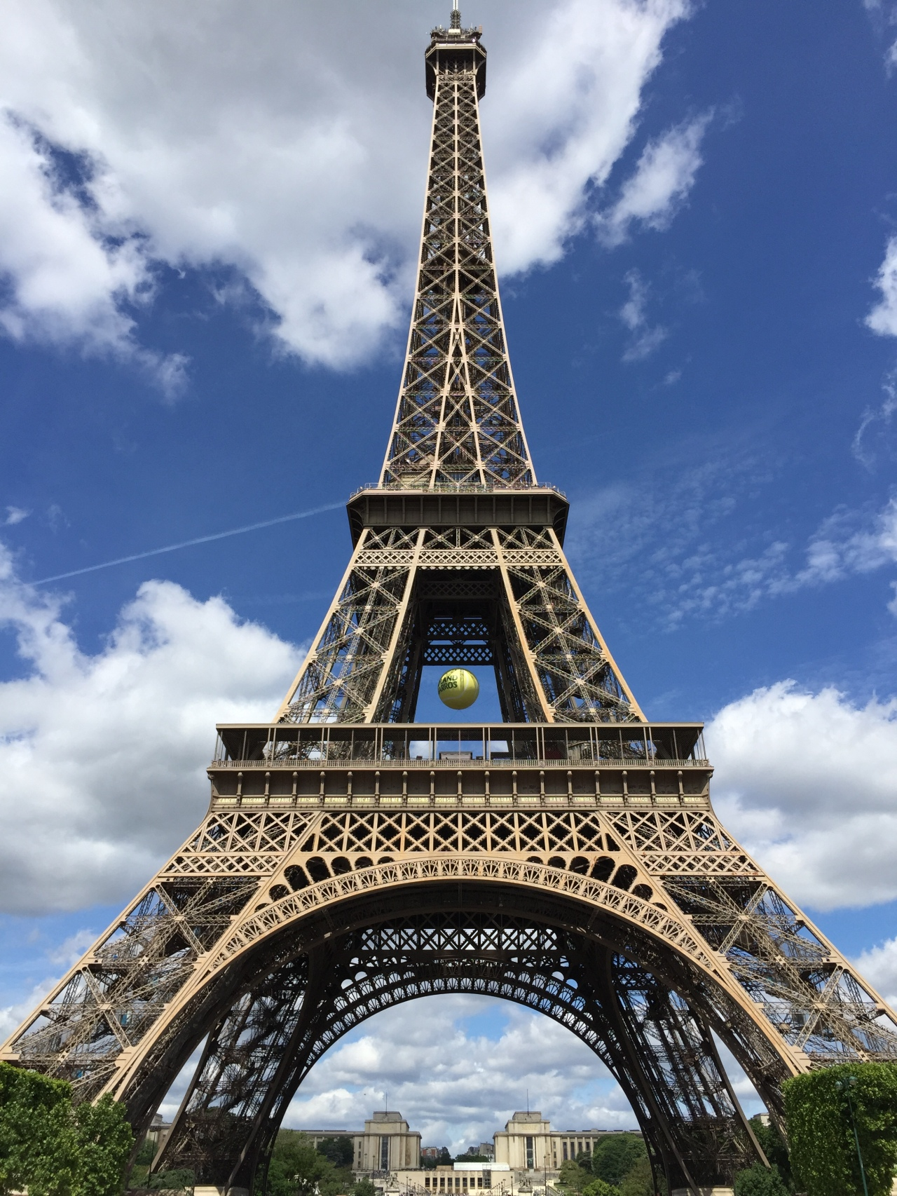 巴黎市內白天遊