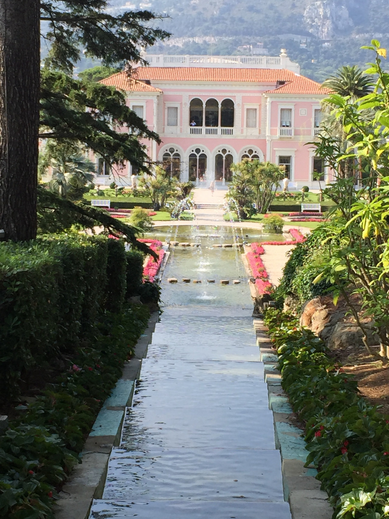 Villa Kerylos and Villa et Jardins Ephrussi deRothschild