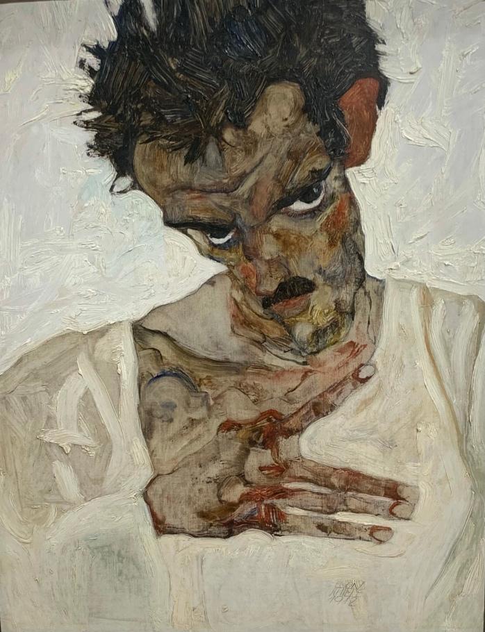 埃贡·席勒 Egon Schiele